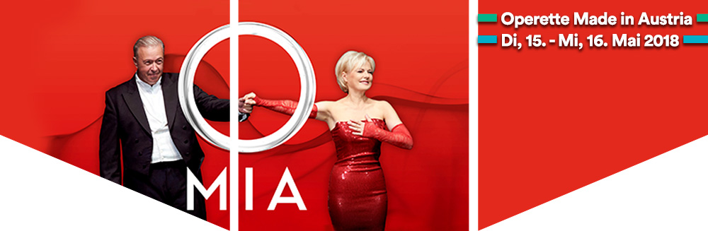 Operette Made in Austria 2018, Tue, 15.05.2018 and Wed, 16.05.2018, Wiener Stadthalle, Hall F - Operette Made in Austria 2018, Tue, 15.05.2018 and Wed, 16.05.2018, Wiener Stadthalle, Hall F © Michael Poehn