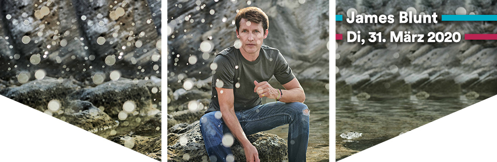 James Blunt, Di, 31.03.2020 - James Blunt, Once Upon A Mind Tour, Di, 31.03.2020, Wiener Stadthalle, Halle D © Gavin Bond
