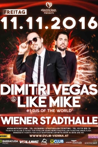 Dimitri Vegas & Like Mike © Dimitri Vegas & Like Mike