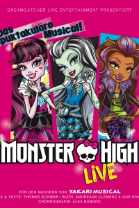Monster High Live 2017 © Monster High Live