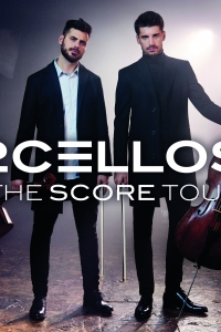 "2CELLOS ""The Score"" - 21.11.2017 © Live Nation"