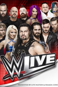 WWE Live 17.5.2018 © Live Nation