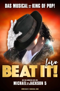 BEAT IT! Das Musical über den King of Pop © COFO
