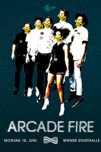 Arcade Fire © Barracuda Music