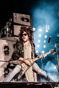 Lenny Kravitz - Raise Vibration Tour 2018 © Mathieu Bitton