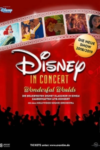 Disney in Concert - Wonderful Worlds © Disney