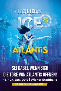 Holiday on Ice ATLANTIS © Holiday on Ice