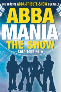 ABBAMANIA The Show - Gold Tour 2019 © LS Konzertagentur