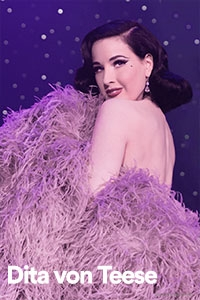 DITA VON TEESE  The Art of the Teese  Di, 20.11.2018  Wiener Stadthalle, Halle F © Frank Guthrie