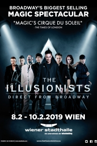 The Illusionist 2019 - Wiener Stadthalle © GALAXO