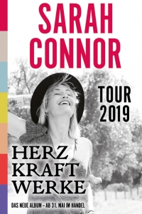 Sarah Connor Tour 2019, Di, 12.11.2019, Wiener Stadthalle, Halle D © Nina Kuhn