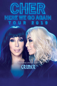 Cher, Here we go again - Tour 2019, Mo, 07.10.2019, Wiener Stadthalle, Halle D © barracudamusic
