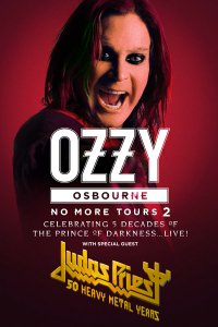 "Ozzy Osbourne, ""No more Tours 2"", Mo, 16.11.2020 @ Wiener Stadthalle, Halle D © Live Nation"