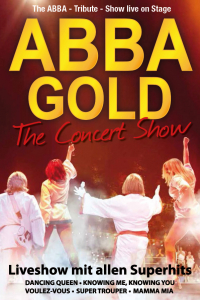 ABBA Gold, The Concert Show, Sa, 28.03.2020 @ Wiener Stadthalle, Halle F © Show Factory