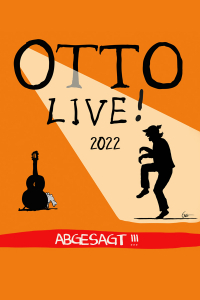OTTO - Live, Tournee 2021, So, 23.05.2021 @ Wiener Stadthalle, Halle D, 001 © Barracuda Music GmbH