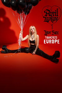 Avril Lavigne 2020, So, 22.03.2020, Wiener Stadthalle, Halle D © Barracuda Music GmbH