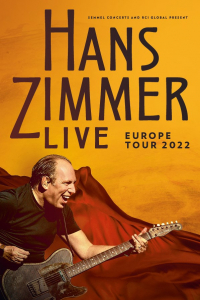 Hans Zimmer Live, Europe Tour 2021, So, 14.02.2021 @ Wiener Stadthalle, Halle D © Show Factory
