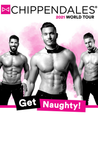Chippendales, Get Naughty!, Mo, 05.10 und Di, 06.10.2020 @ Wiener Stadthalle, Halle F © Barracuda Music GmbH