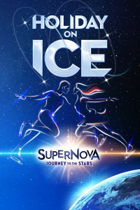 Key Visual - Holiday on Ice SUPERNOVA, Mi, 19.01.2022 bis So, 30.01.2022 @ Wiener Stadthalle, Halle D © Holiday on Ice Production