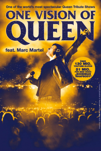 One Vision of Queen Fr, 05.02.2021  Wiener Stadthalle, Halle D © Show Factory