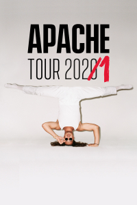 Apache 207 - Tour 2021, So, 10.01.2021 @ Wiener Stadthalle, Halle D © Barracuda Music GmbH