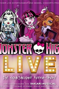 Monster High Live © Monst High Live Artwork