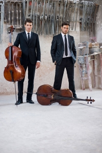 2Cellos Live in Concert © Stephan Lupino