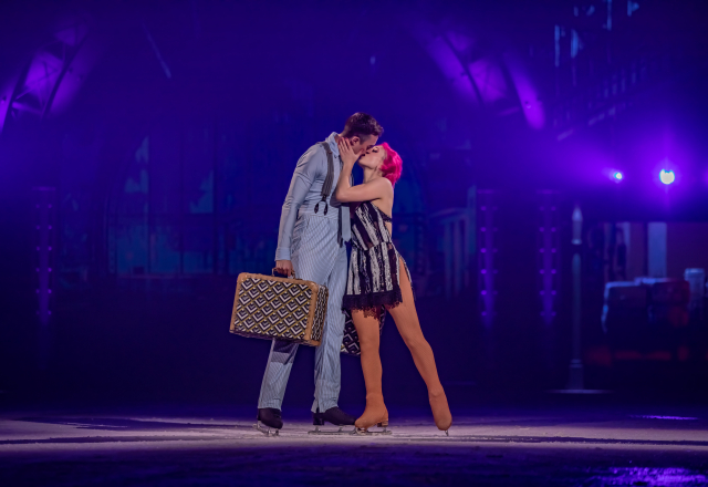 Holiday on Ice SHOWTIME | Liebespaar © Andreas Glaeser