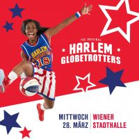 Harlem Globetrotters | 28.03.2018 @ Wiener Stadthalle, Halle D 001 © Barracuda Entertainment