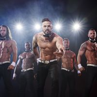Chippendales About last Night .. Tour 2018 | Mi, 10.10.2018 und Do, 11.10.2018 @ Wiener Stadthalle, Halle F 001 © Chippendales