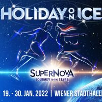 Holiday on Ice SUPERNOVA, Eine Reise zu den Sternen  Mi, 19.01.2022 - So, 30.01.2022, Wiener Stadthalle, Halle D © Holiday on Ice Production