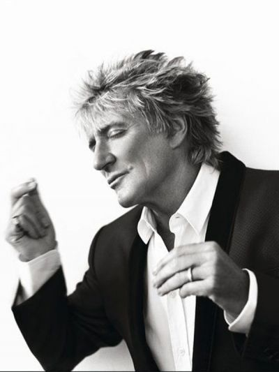 Rod Stewart 2016 © Sony Music