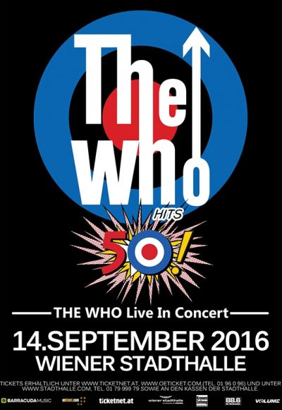 The Who Sujet © Barracuda