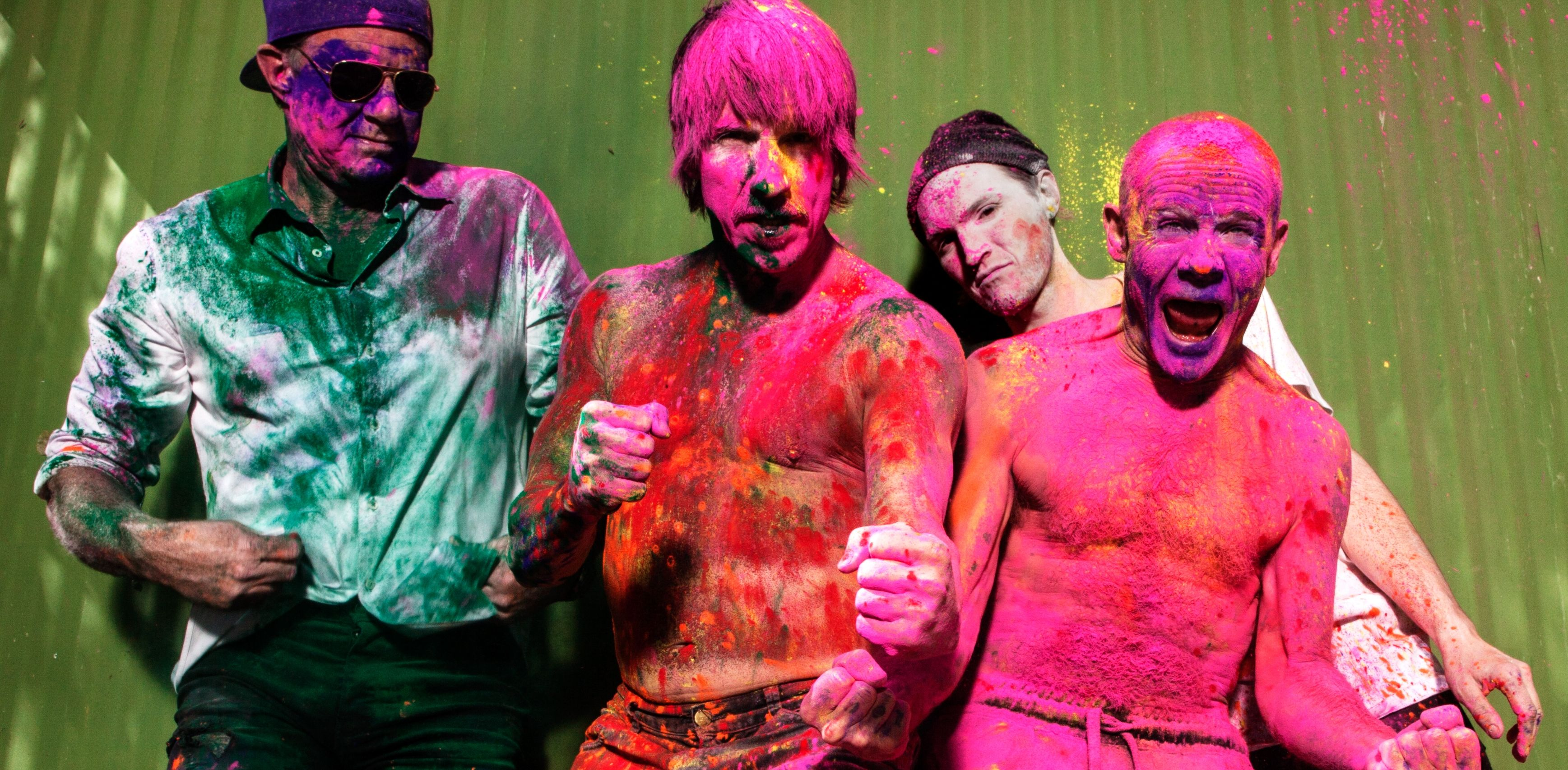 Image result for red hot chili peppers 2016