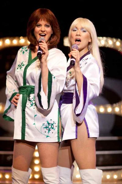 Thank you for the Music - Die ABBA-STORY als MUSICAL © Jürgen Rocholl