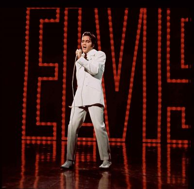 Elvis in Concert - Live on Screens 2017 © Courtesy of Graceland Archives