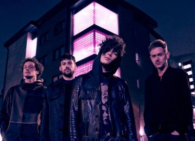 THE 1975 © THE 1975 Promotionbild Arcadia Live Gmbh""