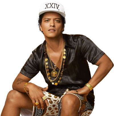 Bruno Mars 2017 © Live Nation