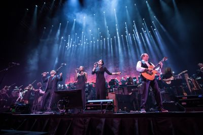 Hans Zimmer - Live On Tour 2017 © Pierre Futsch