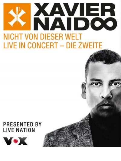 Xavier Naidoo - Live in Concert 2017 © Live Nation