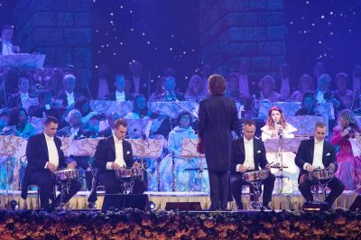 Andre Rieu und sein Johann Strauss Orchester © Andre Rieu Productions BV