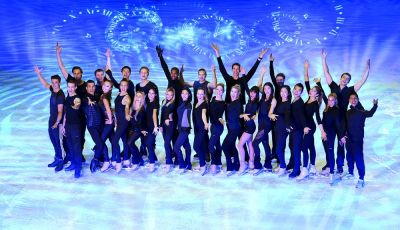Holiday on Ice TIME © Stage Entertainment