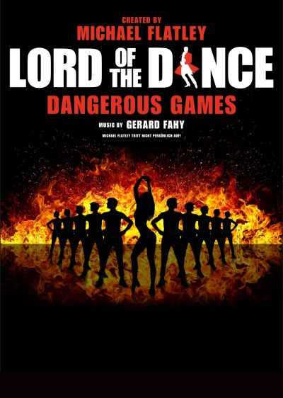 Lord of the Dance - Dangerous Games Tour 2018 © Live Nation