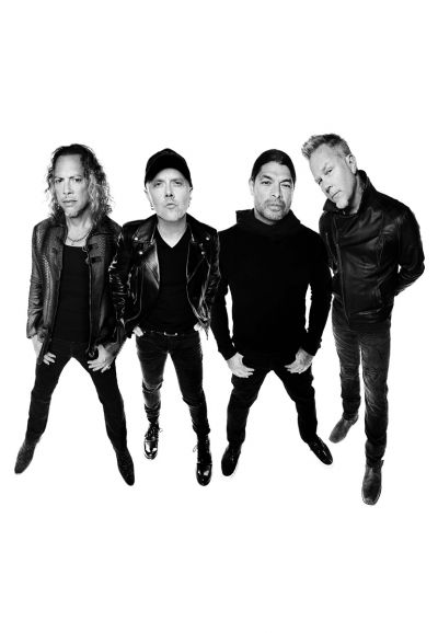Metallica Worldwired Tour 2018 © Live Nation