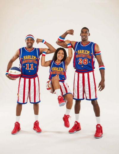 Harlem Globetrotters © Barracuda Music