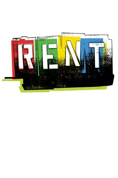 Titel Jonathans Larson's RENT - Das Broadway Rock-Musical auf Tournee © COFO