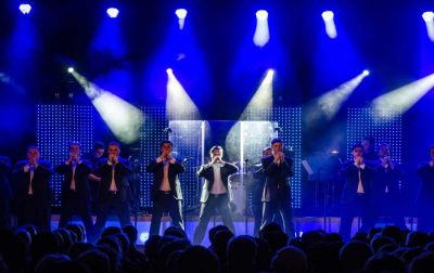 The 12 Tenors live on tour! - 12 Tenöre, 22 Welthits, eine Show © Susanne V. Vergau