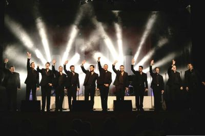 The 12 Tenors live on tour! - 12 Tenöre, 22 Welthits, eine Show © Susanne-V.-Vergau
