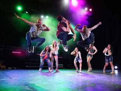 Footloose - Das Musical - London West End Musical Company © Seberg Produktion