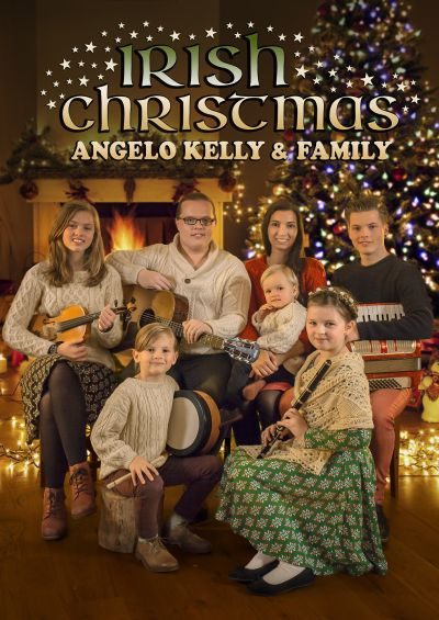 angelo kelly family irish christmas. Black Bedroom Furniture Sets. Home Design Ideas
